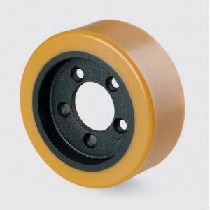 bánh xe nâng điện đứng lái