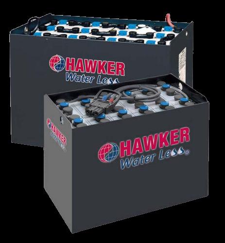 bình điện xe nâng hawker