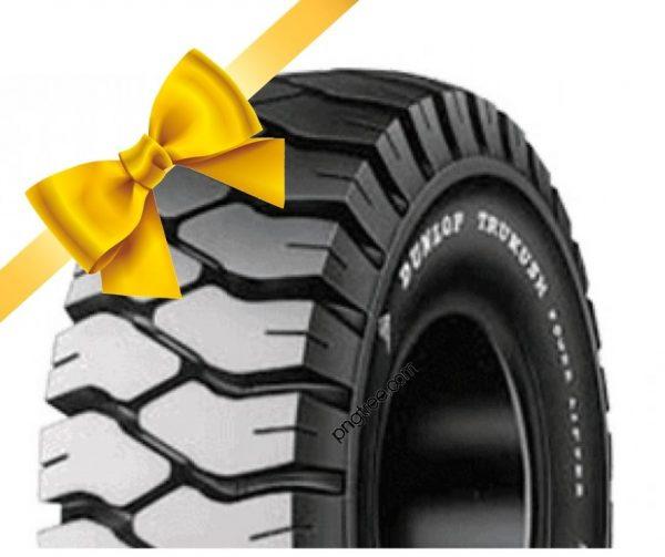 lốp xe nâng Dunlop thái lan